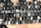 CAA4958 15.5 inches 6mm round Madagascar agate beads wholesale