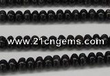 CAE28 15.5 inches 4*8mm rondelle astrophyllite beads wholesale