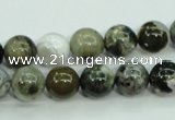 CAG1687 15.5 inches 10mm round ocean agate beads wholesale