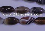 CAG4458 15.5 inches 10*20mm marquise botswana agate beads wholesale