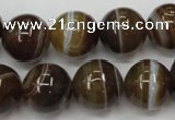 CAG5904 15 inches 14mm round Madagascar agate gemstone beads