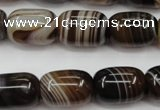 CAG5916 15 inches 13*18mm drum Madagascar agate gemstone beads