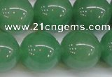 CAJ608 15.5 inches 20mm round A grade green aventurine beads