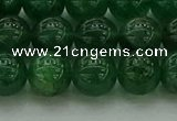CAJ722 15.5 inches 8mm round green aventurine beads wholesale