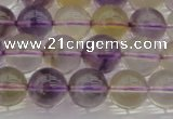 CAN168 15.5 inches 10mm round natural ametrine beads wholesale