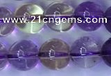 CAN221 15.5 inches 8mm round ametrine gemstone beads wholesale
