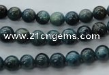 CAP302 15.5 inches 8mm round natural apatite gemstone beads