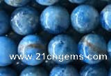 CAP584 15.5 inches 8mm round apatite gemstone beads