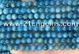 CAP651 15.5 inches 6mm round natural apatite beads wholesale