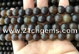 CAR220 15.5 inches 10mm round natural amber beads wholesale