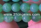 CAU372 15.5 inches 6mm round Australia chrysoprase beads