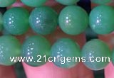 CAU373 15.5 inches 7mm round Australia chrysoprase beads