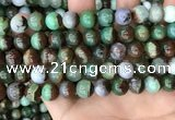 CAU437 15.5 inches 10mm round Australia chrysoprase beads wholesale