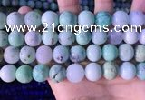 CAU470 15.5 inches 14mm round Australia chrysoprase beads