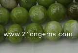 CAU502 15.5 inches 8mm round Chinese chrysoprase beads wholesale