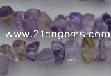 CCH652 15.5 inches 8*12mm - 10*14mm ametrine gemstone chips beads