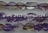 CCH674 15.5 inches 4*6mm - 5*8mm ametrine gemstone chips beads