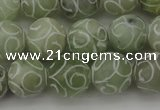CCJ204 15.5 inches 12mm round China jade beads wholesale
