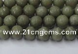 CCN2022 15 inches 4mm faceted round candy jade beads wholesale