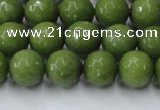 CCN2039 15 inches 10mm faceted round candy jade beads wholesale
