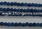 CCN2316 15.5 inches 2mm round candy jade beads wholesale