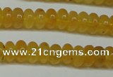 CCN2841 15.5 inches 2*4mm rondelle candy jade beads wholesale