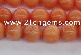 CCN4029 15.5 inches 10mm round candy jade beads wholesale