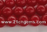 CCN4034 15.5 inches 10mm round candy jade beads wholesale