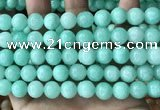 CCN5018 15.5 inches 8mm & 10mm round candy jade beads wholesale