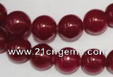 CCN53 15.5 inches 12mm round candy jade beads wholesale