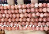 CCN5323 15 inches 8mm round candy jade beads Wholesale