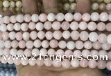 CCN5336 15 inches 8mm round candy jade beads Wholesale