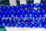 CCN5524 15 inches 8mm round candy jade beads Wholesale