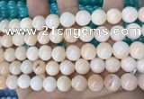 CCN5539 15 inches 8mm round candy jade beads Wholesale