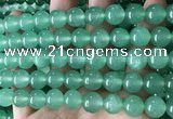 CCN6078 15.5 inches 10mm round candy jade beads Wholesale