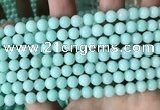CCN6113 15.5 inches 6mm round candy jade beads Wholesale