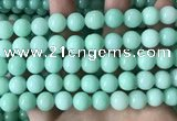 CCN6115 15.5 inches 10mm round candy jade beads Wholesale