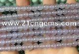 CCN6138 15.5 inches 8mm round candy jade beads Wholesale