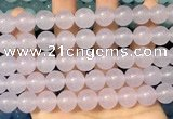 CCN6173 15.5 inches 12mm round candy jade beads Wholesale