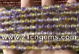 CCN6197 15.5 inches 6mm round candy jade beads Wholesale