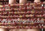 CCN6201 15.5 inches 6mm round candy jade beads Wholesale