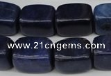 CCN645 15.5 inches 12*18mm nuggets candy jade beads wholesale