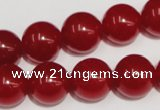 CCN72 15.5 inches 14mm round candy jade beads wholesale