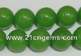 CCN76 15.5 inches 14mm round candy jade beads wholesale
