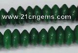 CCN90 15.5 inches 6*13mm rondelle candy jade beads wholesale