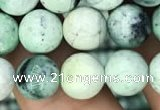 CCO352 15.5 inches 8mm round natural chrysotine gemstone beads