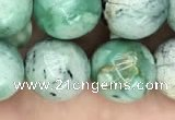 CCO354 15.5 inches 12mm round natural chrysotine gemstone beads