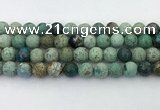 CCO378 15.5 inches 12mm round natural chrysotine beads wholesale