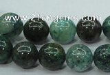 CCS753 15 inches 10mm round chrysocolla gemstone beads wholesale