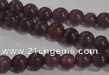 CCT1238 15 inches 4mm round cats eye beads wholesale